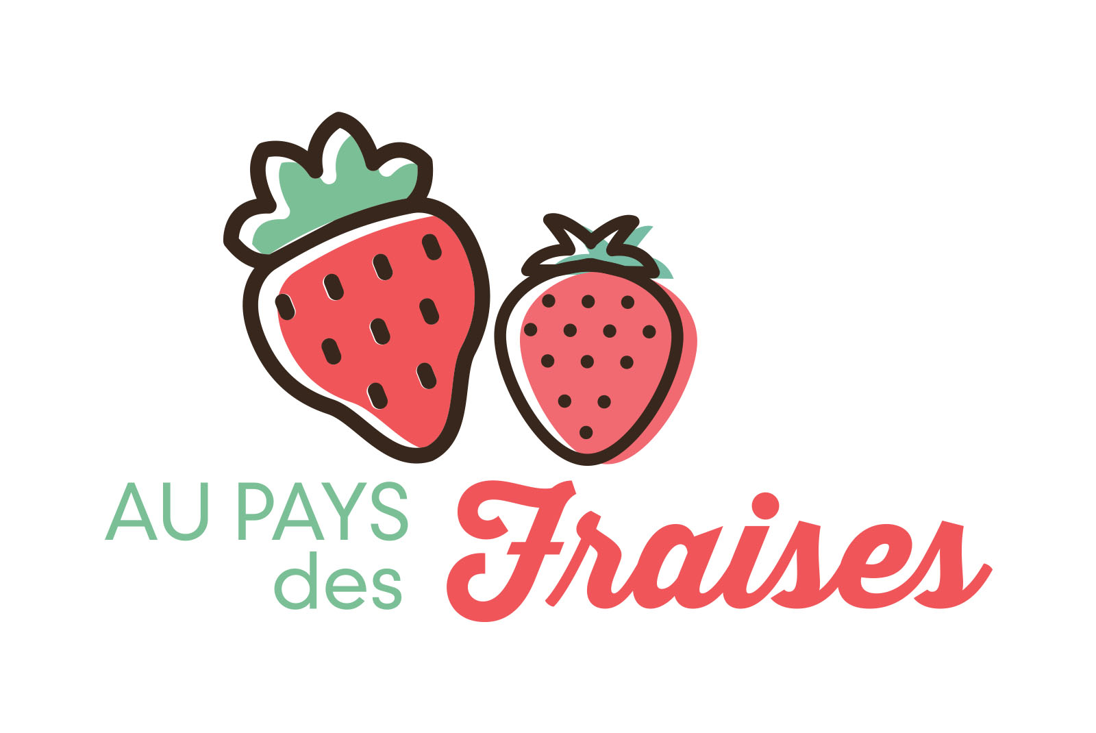 Logo Au Pays des Fraises