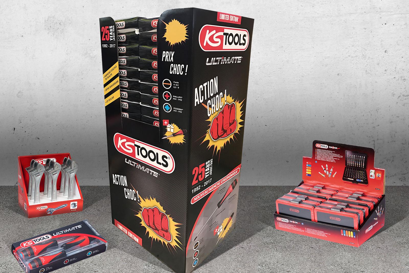 Packaging KS Tools
