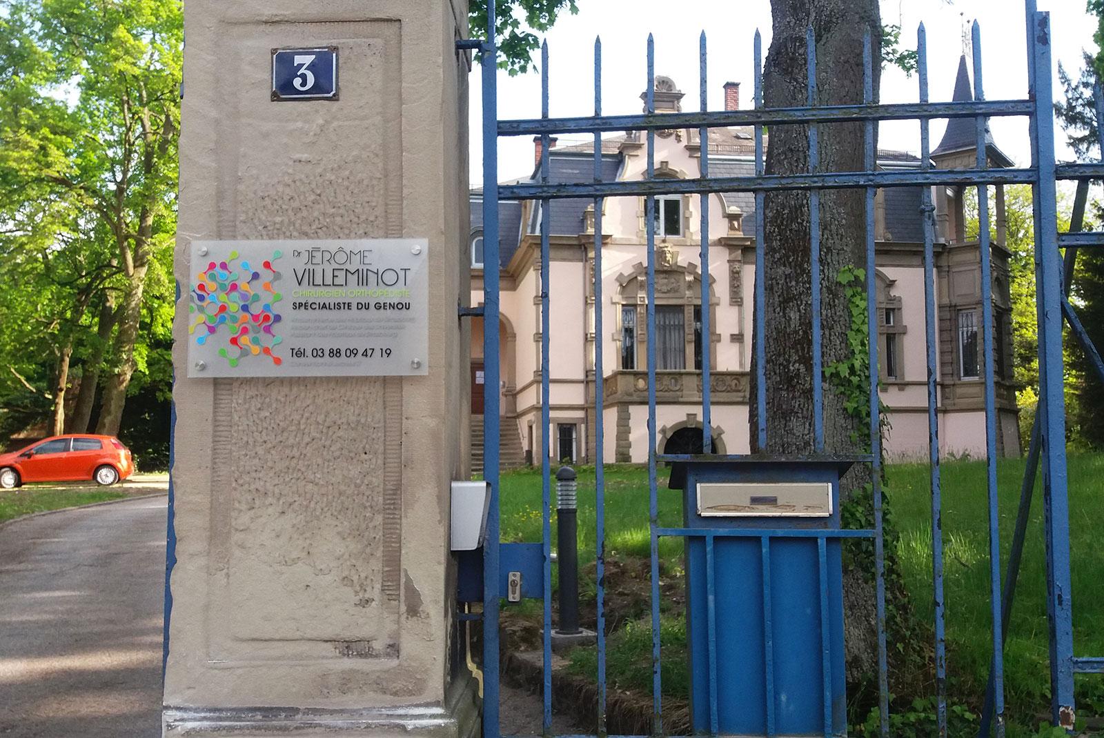 Signalétique Villeminot